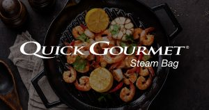 Quick Gourmet Steam Bags for Quick Meals