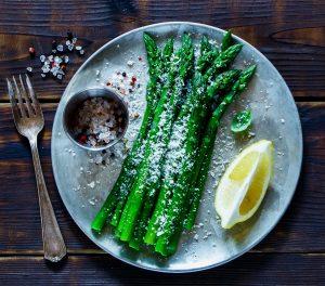 Microwave Asparagus Garlic Butter Recipe Quick Gourmet® Steam bag