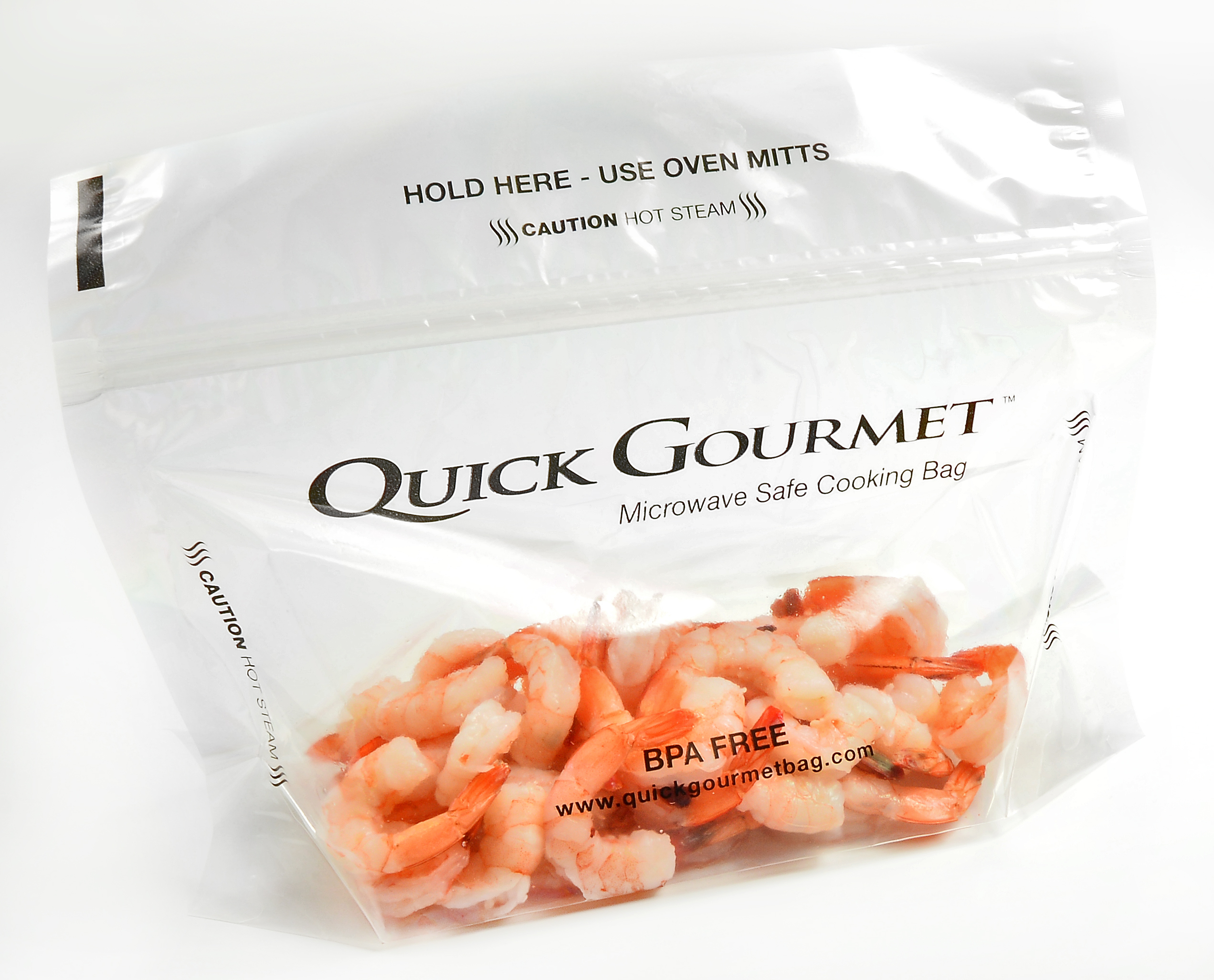Quick Gourmet Microwave Steam Bag For Healhty Meals