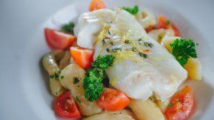 Microwave Fish Recipe Quick Gourmet® Steam Bag