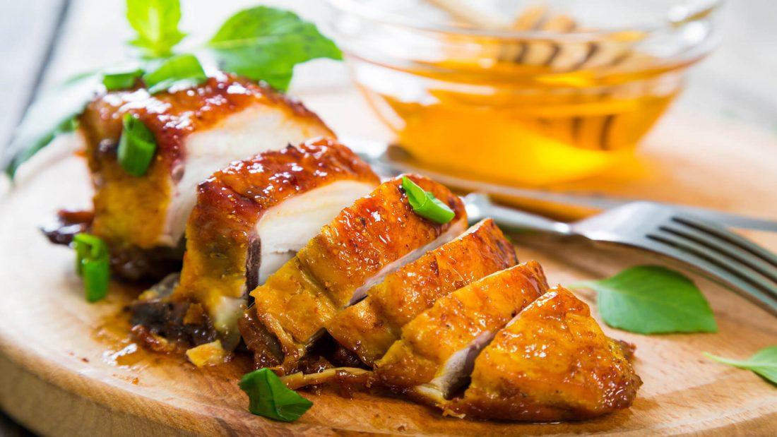 Microwave En Honey Citrus Recipe Quick Gourmet Steam Bag