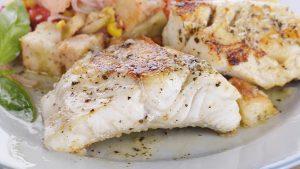 Microwave Fish Fusion Recipe Quick Gourmet® Steam Bag