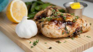 Microwave Chicken Garlic Recipe Quick Gourmet® Steam Bag