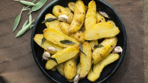 Microwave Fingerling Potatoes Recipe Quick Gourmet® Steam Bag