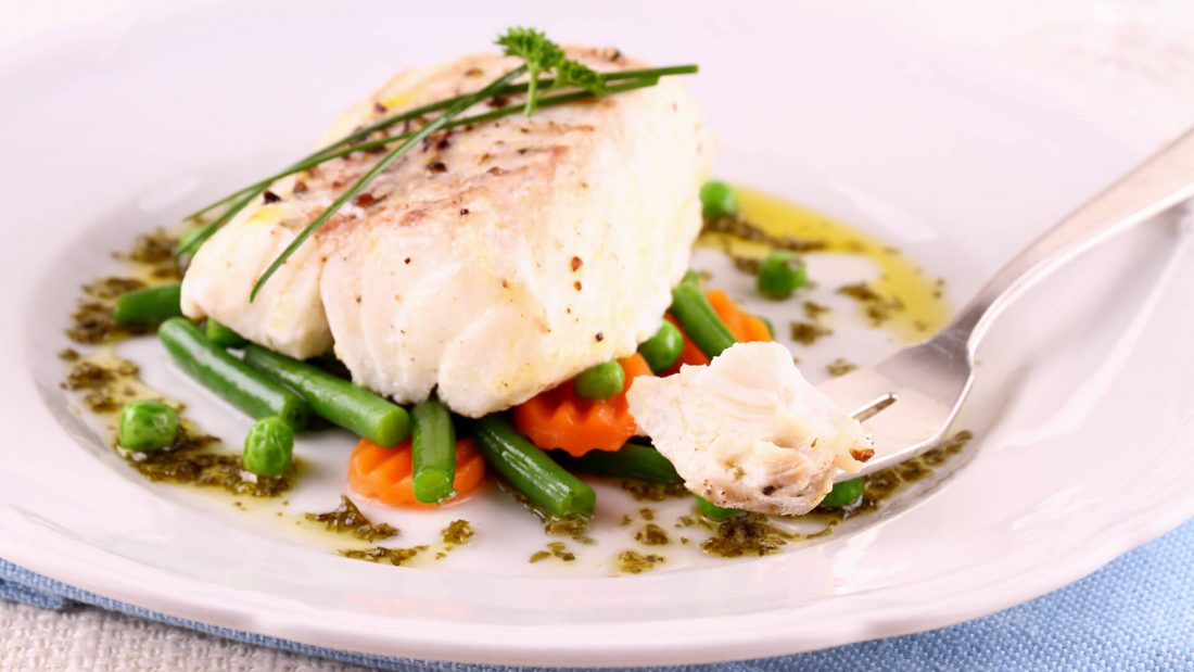 Microwave Haddock with Fennel & Carrots Recipe Quick Gourmet® Steam Bag