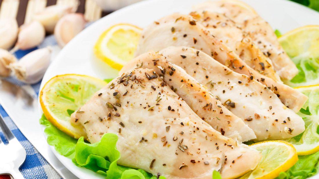 Microwave Chicken Lemon Piccata Recipe Quick Gourmet® Steam Bag