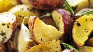 Microwave Potatoes Quick Gourmet® Steam Bag