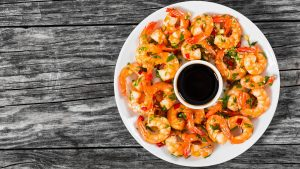 Microwave Shrimp Basil Recipe Quick Gourmet® Steam Bag