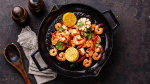 Microwave Shrimp Scampi Recipe Quick Gourmet® Steam Bag