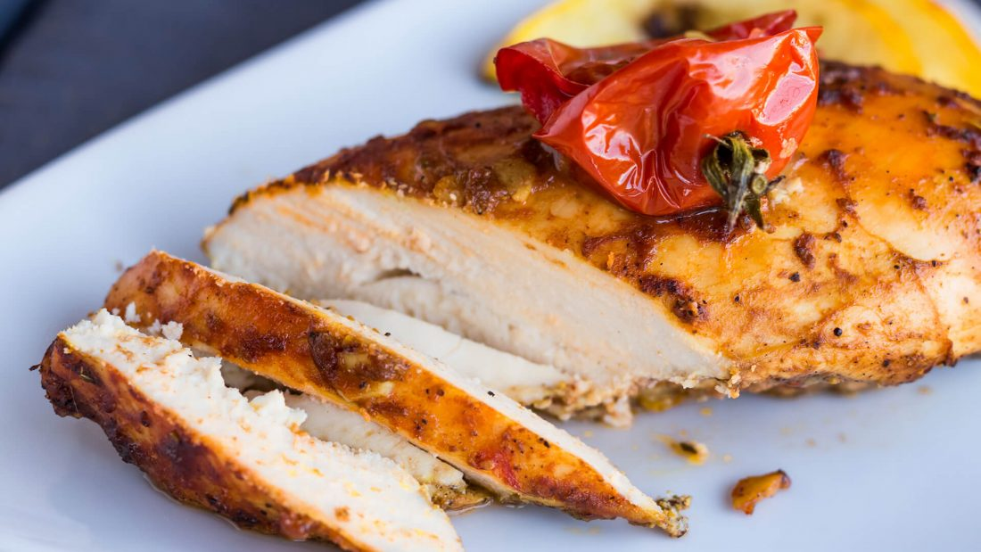 Microwave Chicken Spicy Recipe Quick Gourmet® Steam Bag