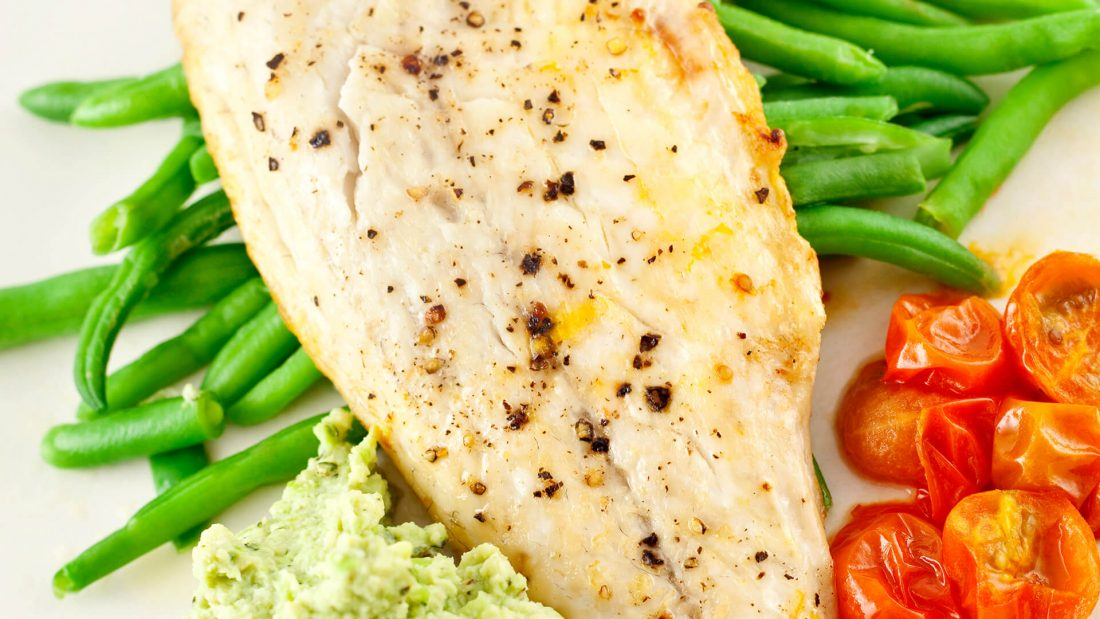 Microwave Cod Fillets Provencal Recipe Quick Gourmet® Steam Bag