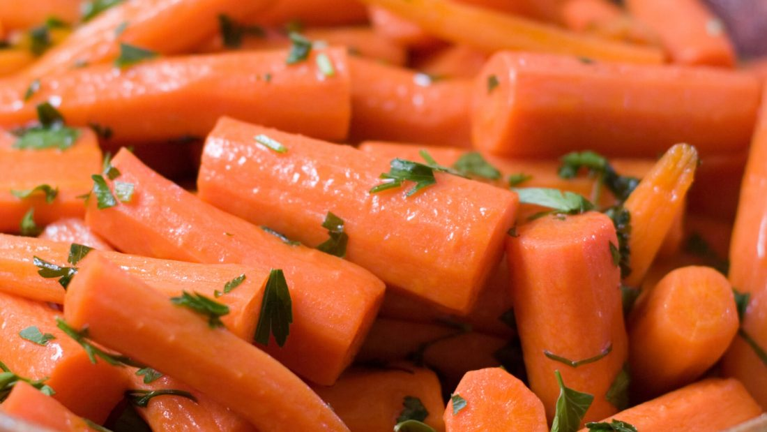 Microwave Carrots Parsley & Garlic Recipe Quick Gourmet® Steam Bag