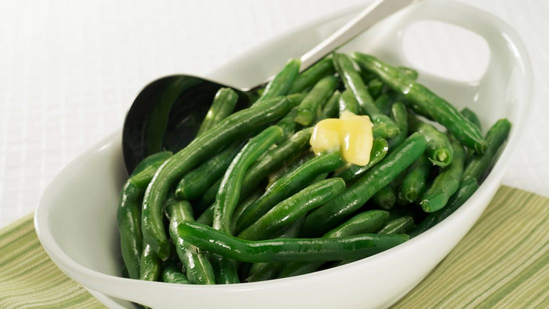 Microwave Green Beans Lemon & Pepper Recipe Quick Gourmet® Steam Bag