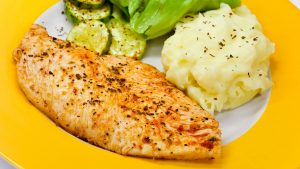 Quick Gourmet Steam Bags Quick Meals - Chicken and Potato
