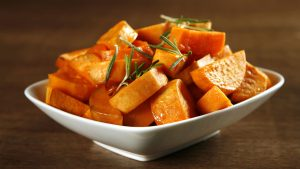 Quick Gourmet Steam Bags Quick Meals - Ginger and Black Pepper Sweet Potato