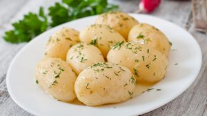 Microwave Idaho Potato Recipe Quick Gourmet® Steam Bag