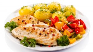 Quick Gourmet Steam Bags Quick Meals - Chicken and Vegetables