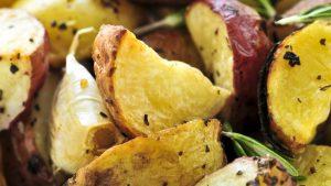 Microwave Potato Wedges Recipe Quick Gourmet® Steam Bag
