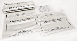 Quick Gourmet Steam Bags for Quick Meals- Microwave Safe Cooking Bag, BPA-Free, BPS Free
